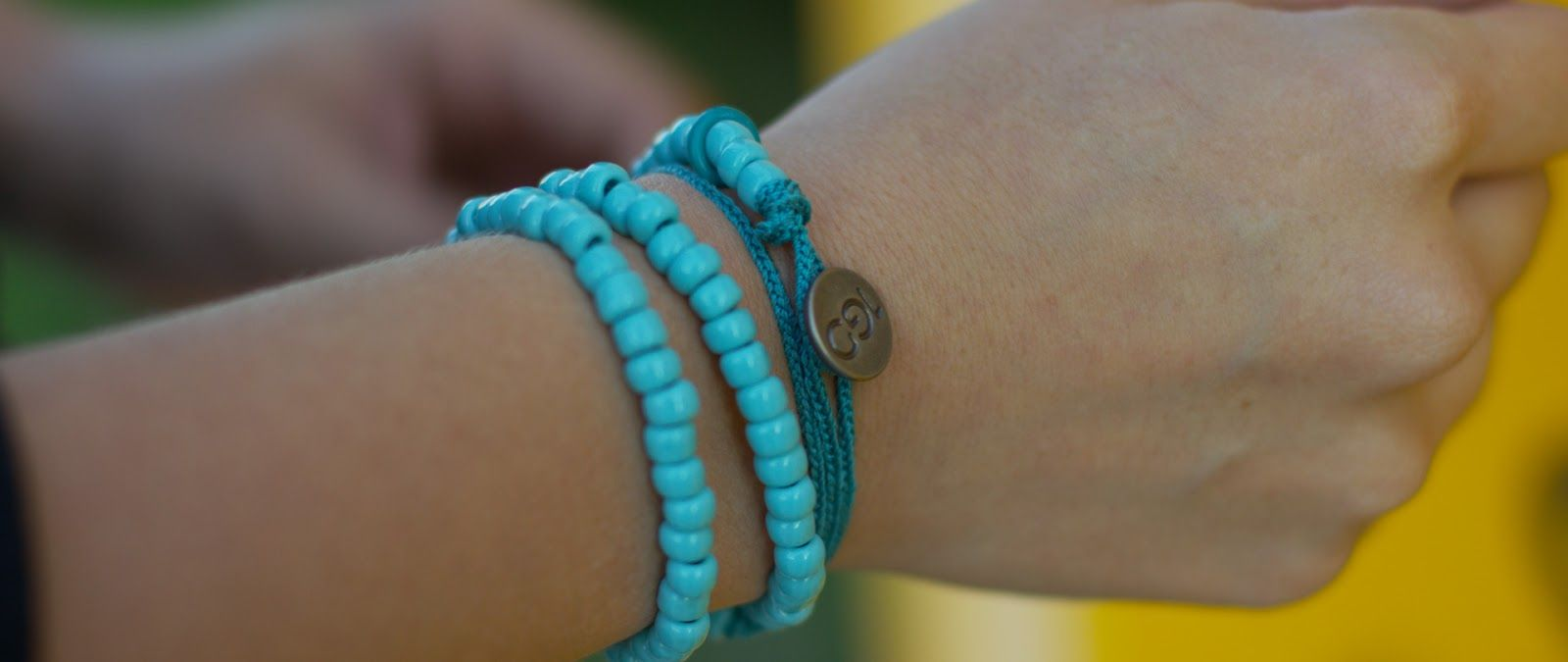 Adorable Beaded Bracelets That Mean Something 1gd Deedaday How To Feel Beautiful Beauty Hair Beauty