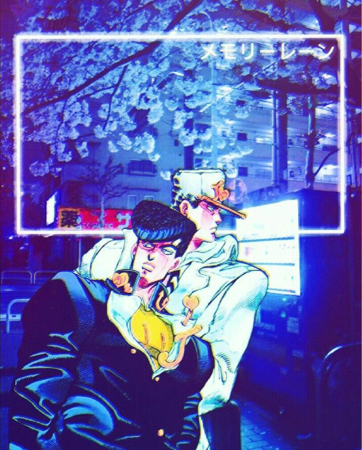 Jotaro and Josuke Jojo's bizarre adventure, Jojo bizarre