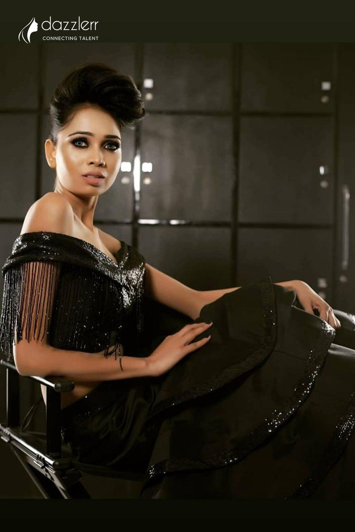 Model Anushka Mishra Available for Fashion Shows, Print
