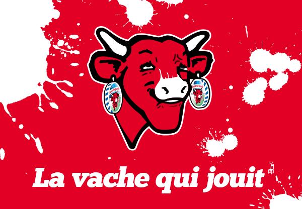 Pin Van Damien Santtchez Op Detournement De Logo Affiche Koeien