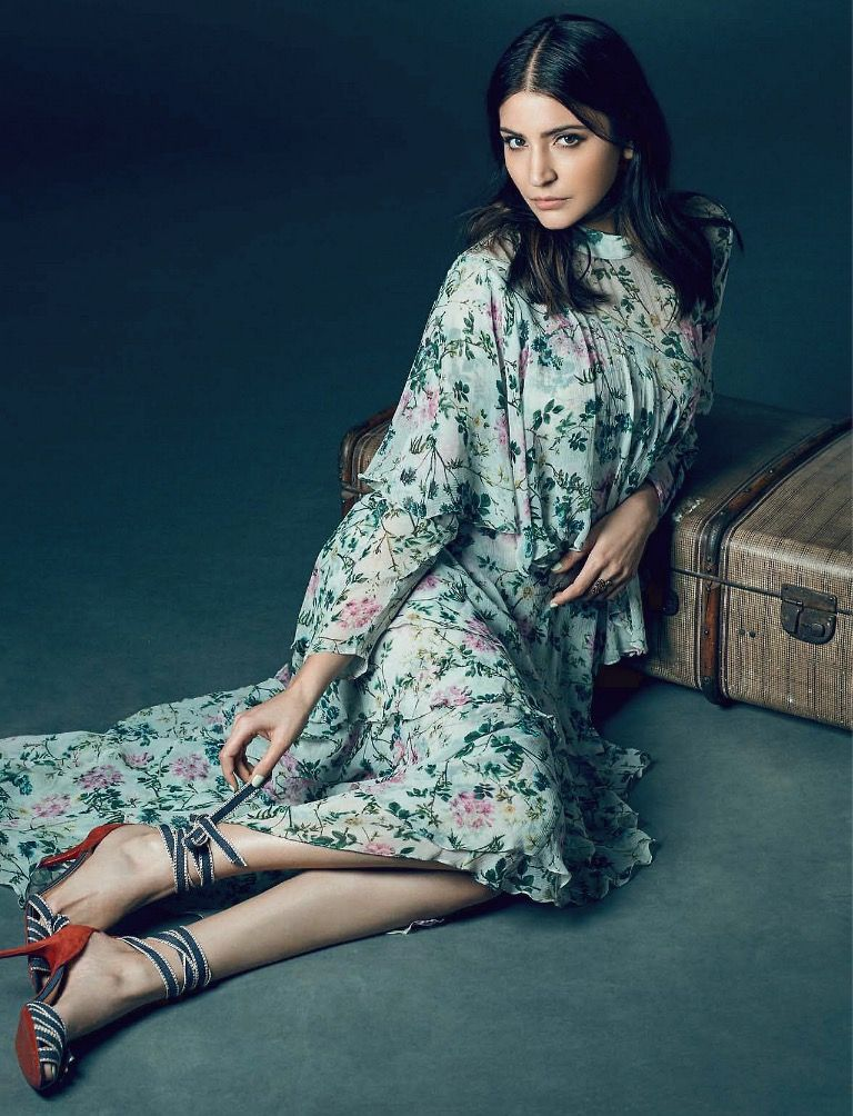Image result for How Anushka Sharma's Girl-Next-Door Style Has Evolved