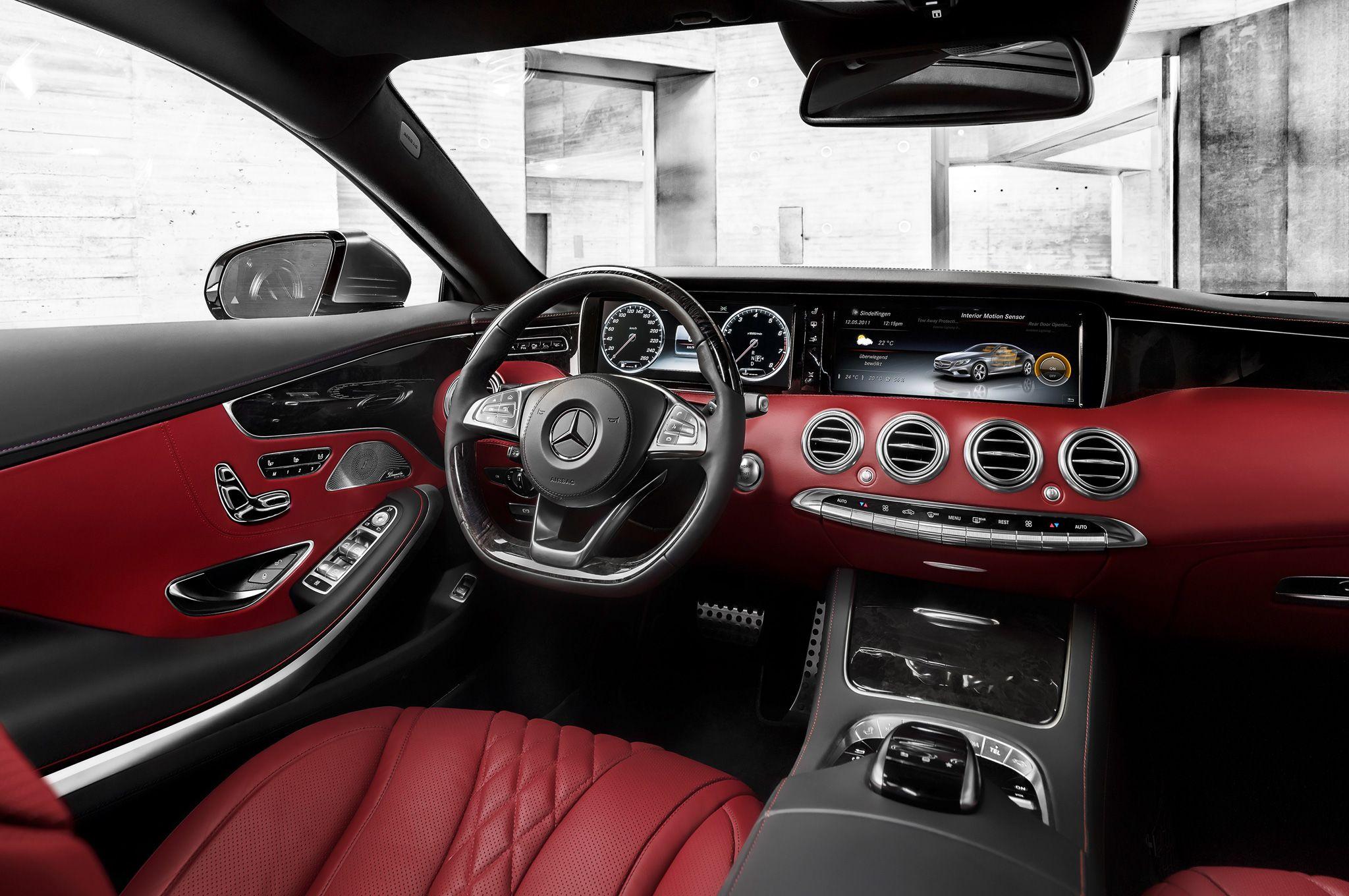 2015 mercedes s class coupe 2015 mercedes benz s class coupe interior photo 13