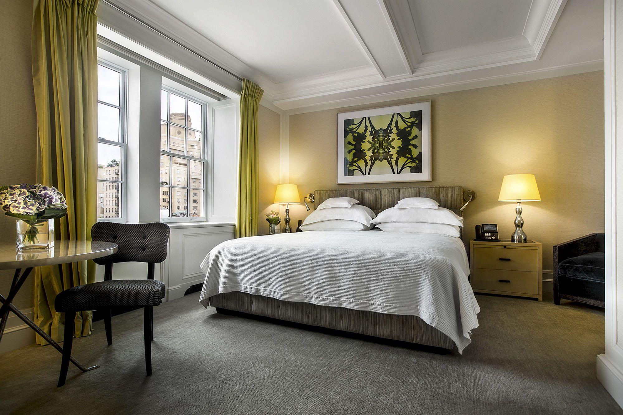 Luxury Studios in Manhattan New York Room, Home deco