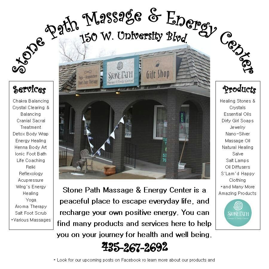 Stone Path Massage And Energy Center in Cedar City, UT