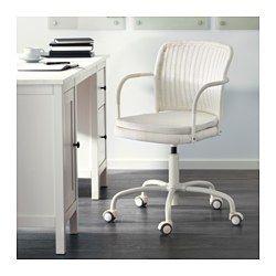 gregor swivel chair vittaryd white. IKEA - GREGOR, Swivel Chair, Vittaryd White, , You Sit Comfortably Since Gregor Chair White T