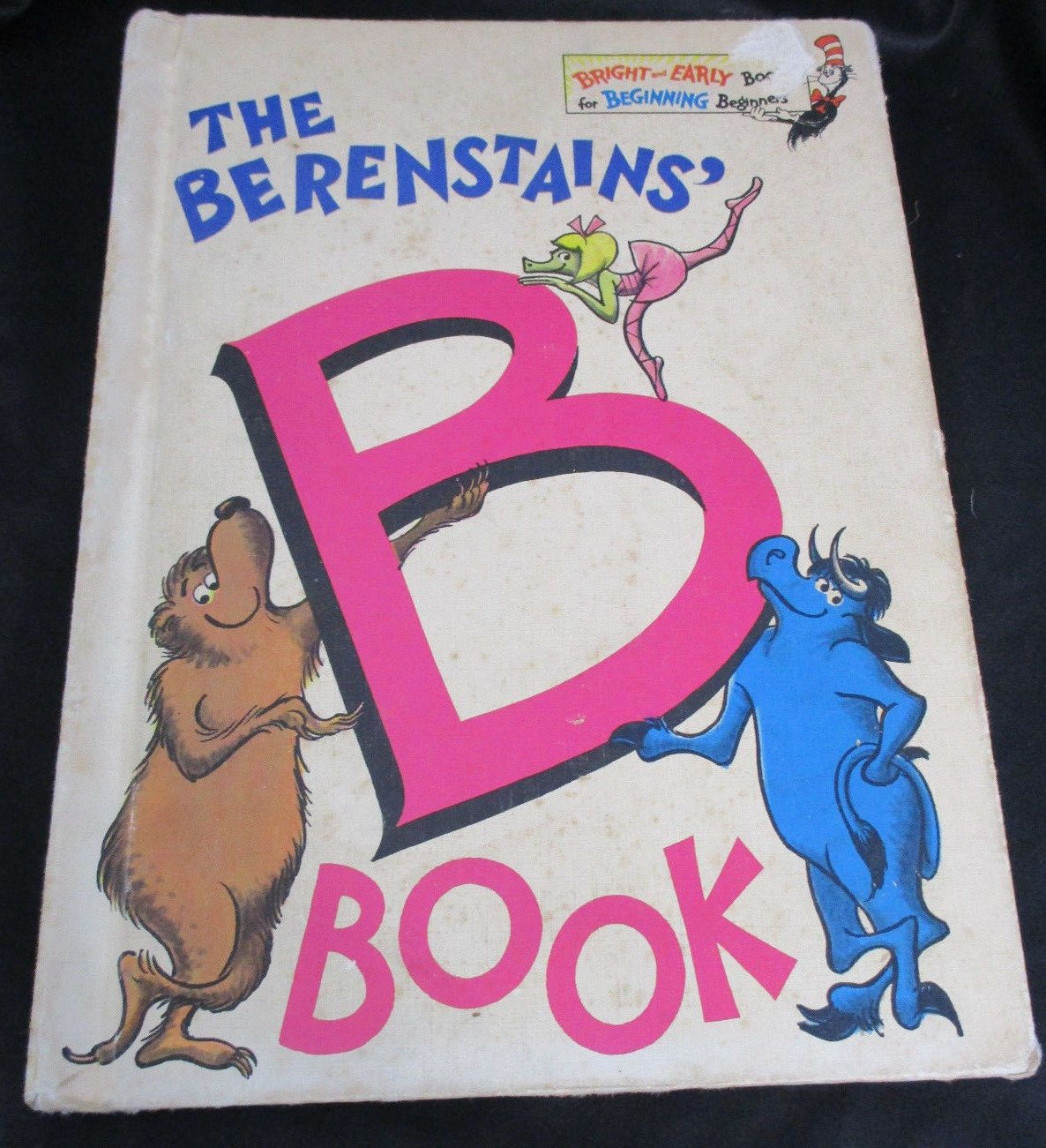 Berenstain Bears Bright And Early Bks The Berenstains B