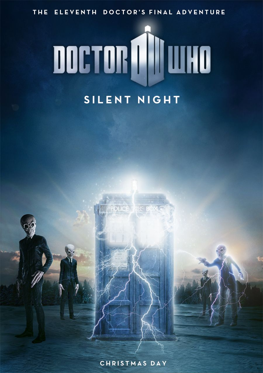 Doctor Who Christmas Special 2013.Doctor Who Christmas Special 2013 Silent Night Geek