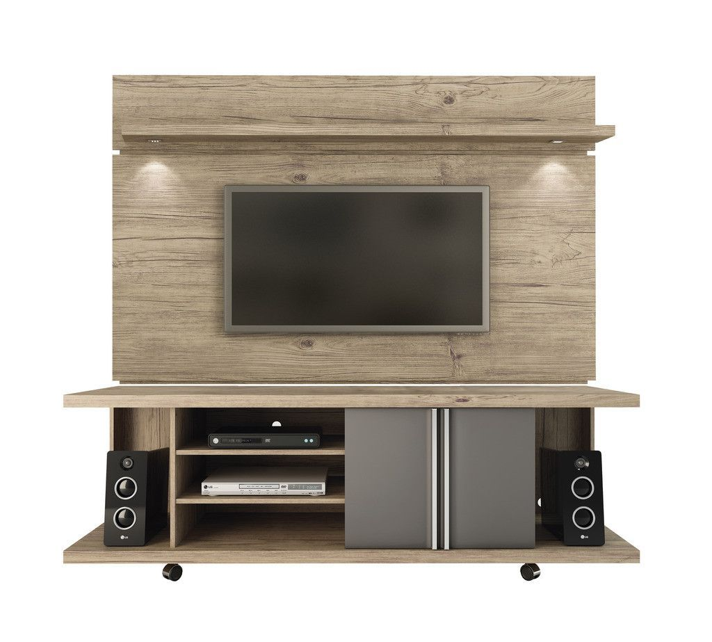Inredning pellets kostnad : Carnegie TV Stand and Park 1.8 Floating Wall TV Panel with LED ...
