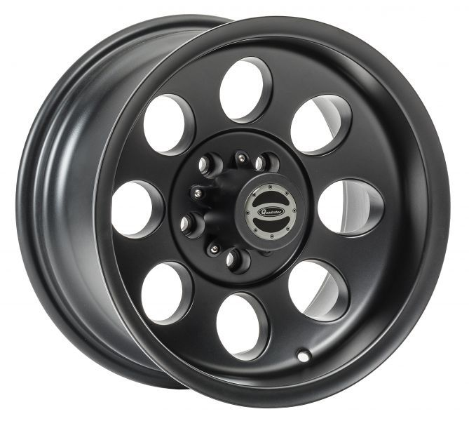 Quadratec S New Baja Xtreme Wheels Provide Classic Styling With A
