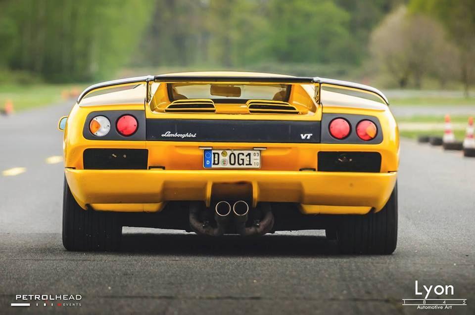 Diablo VT High performance cars, Sports cars