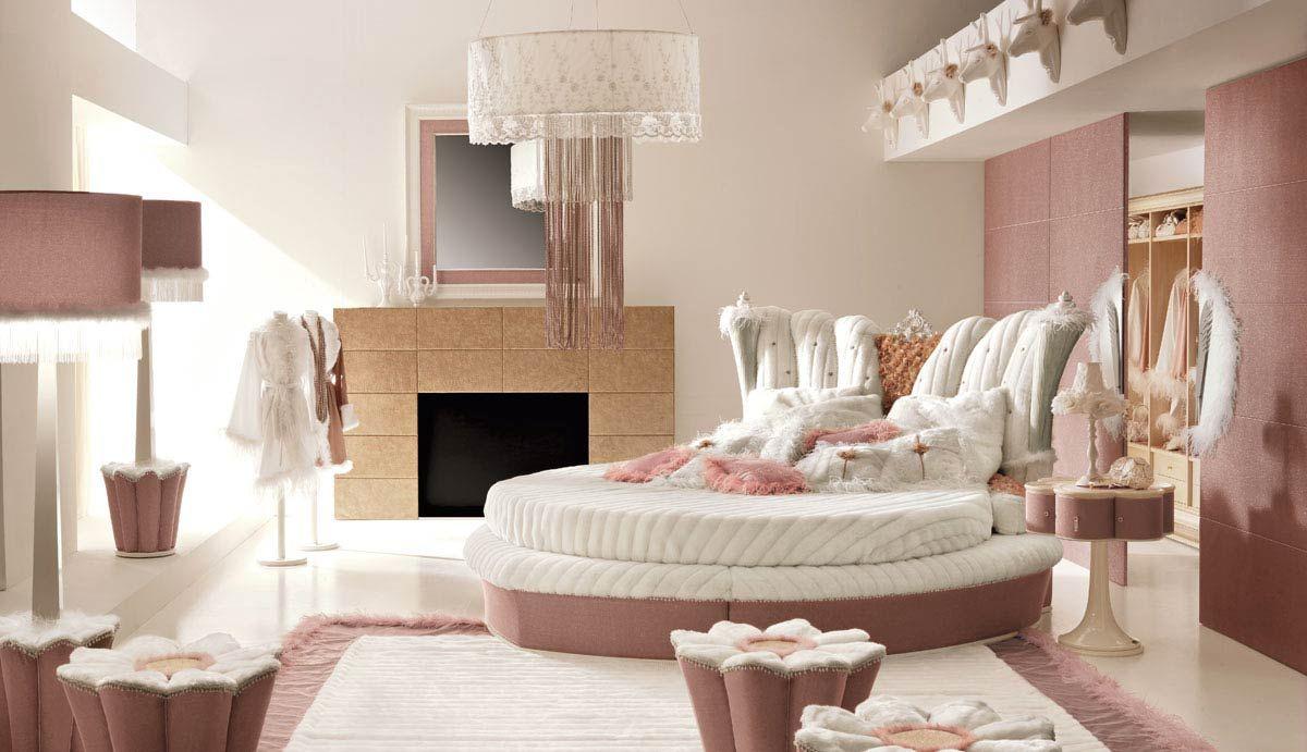 Girls' Bedroom Decoration Ideas anf 12 Tips   Girl bedroom decor ...