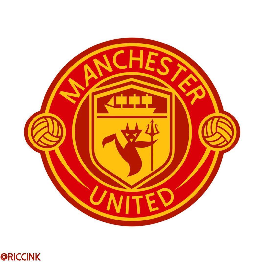 Manchesterunited Logo Rebrand Logo Logodesinger Logodesigns Logoconcept Logodesignersclub Logodesigner Logodaily Logos Instagram Posts Juventus Logo