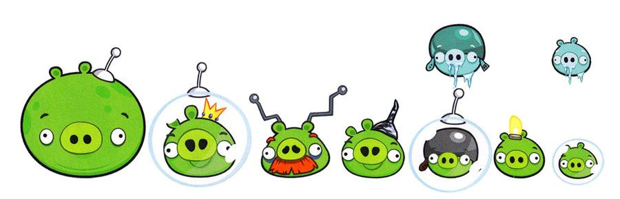 birds, Pigs, Angry Birds Angry Birds Movie Cupcake Topper Rings Set Of 12