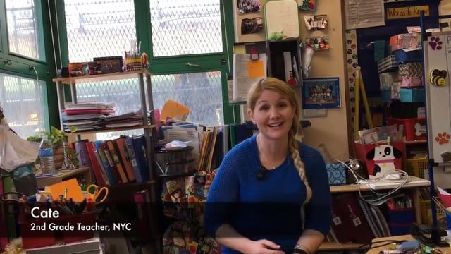 """""""Article-A-Day is their favorite part of the day... except for gym and lunch."""" Cate, 2nd Grade Teacher, NYC"""