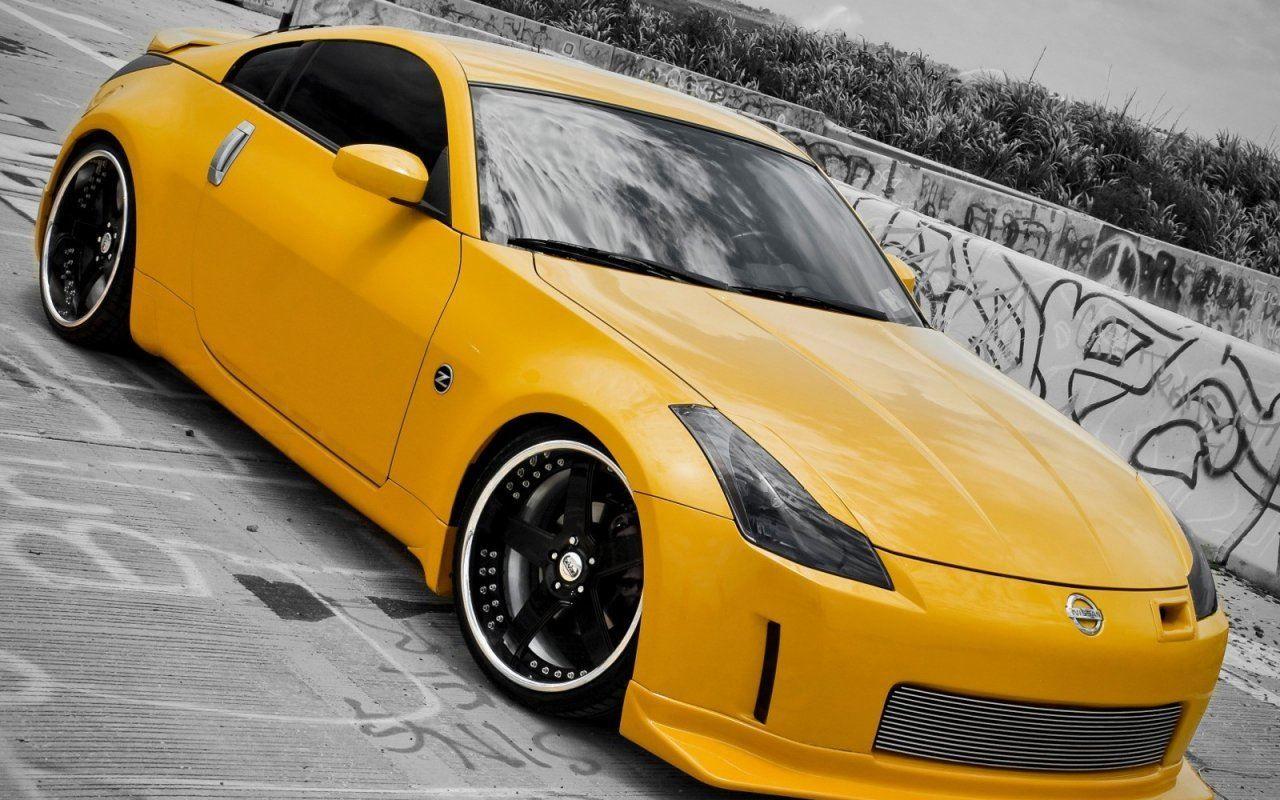 Nissan 350Z JDM Wallpapers