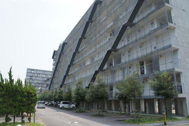 Best Gifu Kitagata Apartment Building Sanaa Archistate 640 x 480
