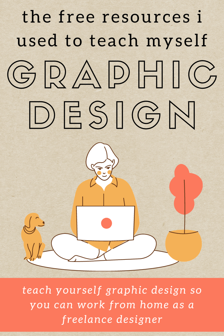 5 FREE and Simple Steps to Learn Graphic Design for Beginners