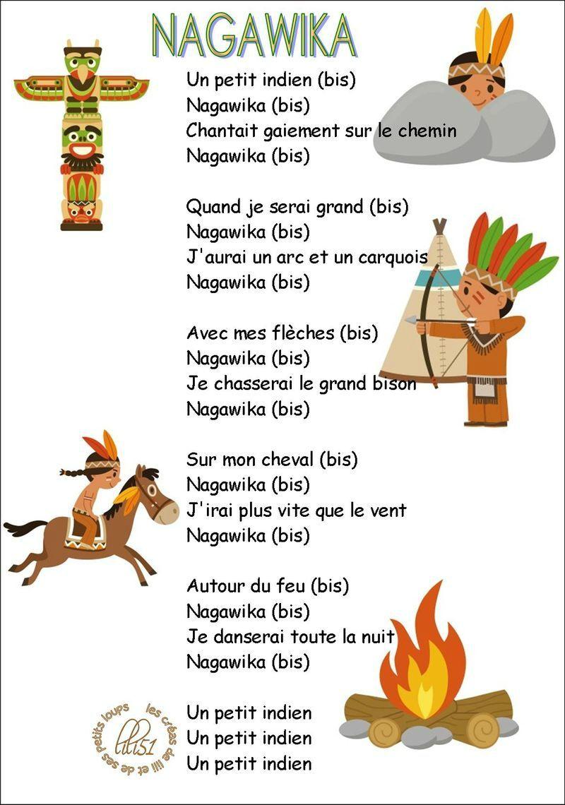 nagawika le petit indien - Recherche Google | Activité : amérique ...