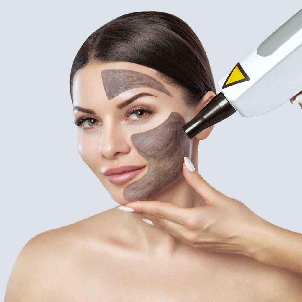 الليزر الكربوني للوجة تعريف إستخدامات التكلفة الجلسات الأضرار والنتائج Skin Care Treatments Lighten Skin Face