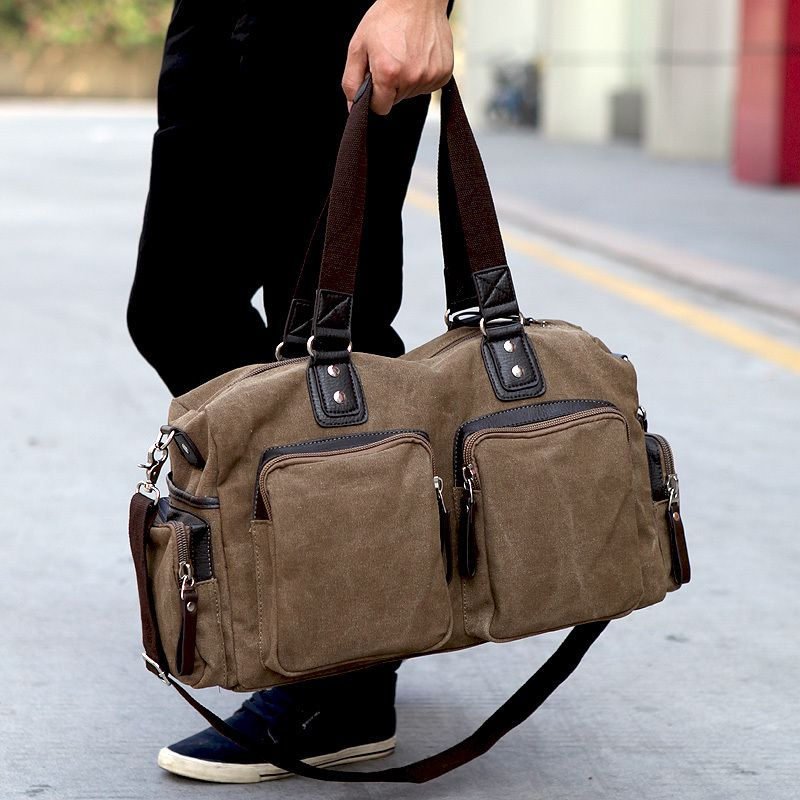 2014 fashion new Korean men's casual shoulder bag convenient ...