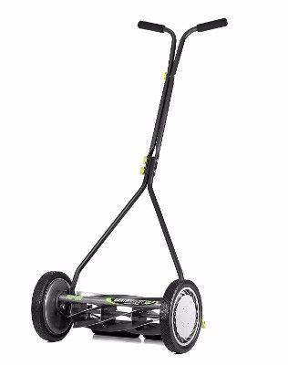 Earthwise 1715 16ew 16 Inch Wide 7 Blade Push Reel Mower Riding Lawn Mowers Best Riding Lawn Mower Reel Lawn Mower