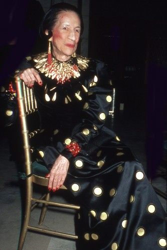 Diana Vreeland  Irreverent in the best of ways, supremely stylish, and overflowing with ideas, everything about this maverick's life exuded invention and joie de vivre. DV paved the way for fashion journalism's heavy hitters and dedicated her life to the pursuit of bringing all things unique to the masses.