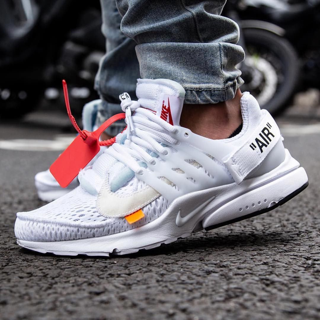 Quieroo Sneakers Men Fashion Sneakers Fashion Nike Air Presto White
