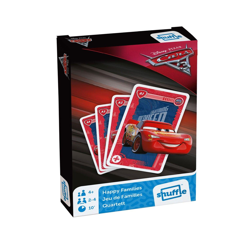 Cars 3 Kwartet en Actiespel Actiespel, Disney cars, Spellen