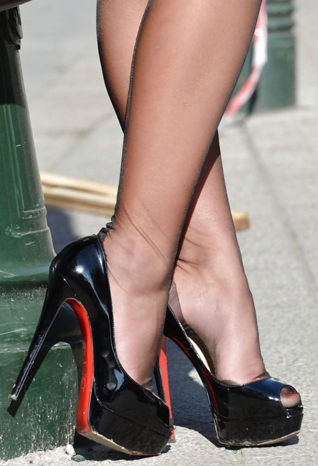 Pin on Hochhackige schuhe