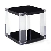 Attractive Hendron Side Table Occasional