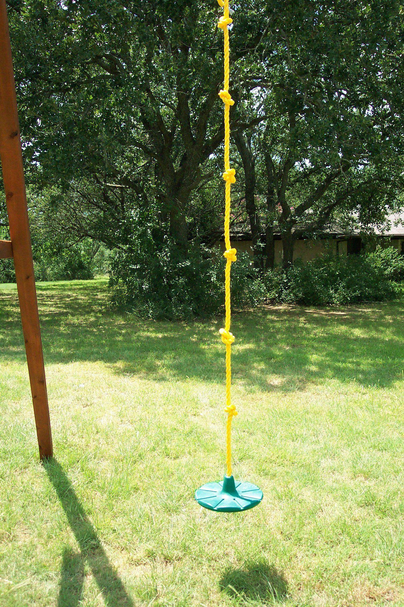 Daisy Disc Swing Green Products Pinterest Backyard Swing