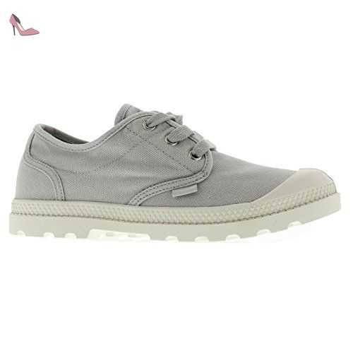PALLADIUM Chaussures PAMPA OX LP Woman's lunarrock
