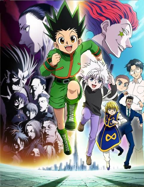 Hunter x hunter 2011. I was so sad when this show ended cuz the manga has so much more adventures
