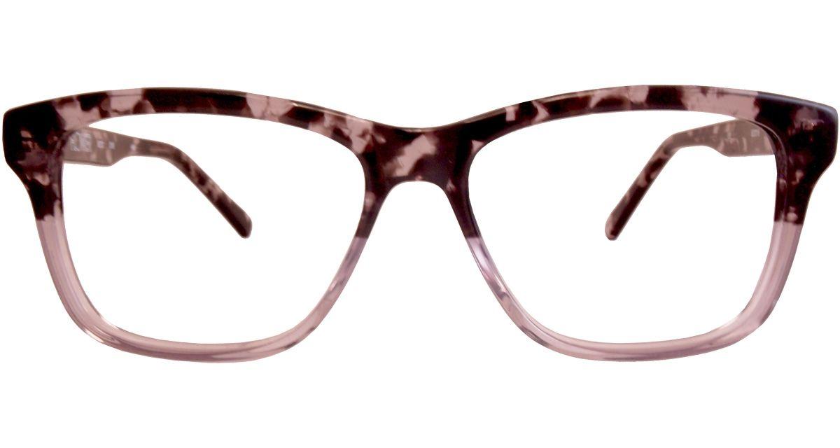 88c4a8ca37 Drew Berrymore Flower Eyewear FLR6010 Pink Front