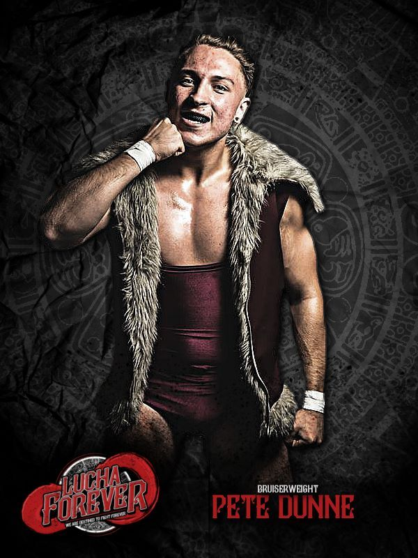 """Pete Dunne, the reigning WWE United Kingdom Champion. He is an English wrestler who wrestled all over the world (including WCPW). He recently participated in the WWE's UK Championship Tournament where he lost in the finals and was established as a major heel. The 11-years veteran is aptly nicknamed """"Bruiserweight""""."""