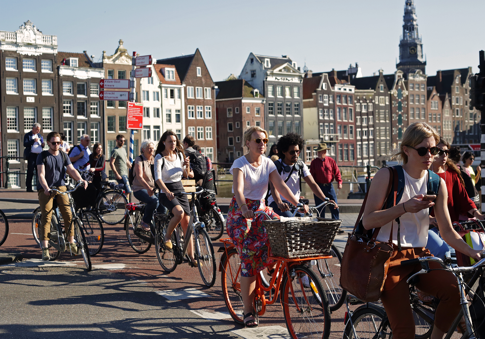What S Next For The Bicycle Capital Of The World World Urban