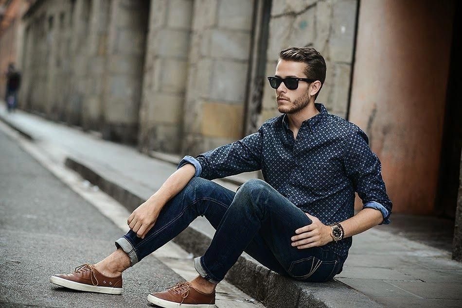 95014def180 Summer street style for men keep it simple brought to you by Tom Maslanka   Mensaccessories