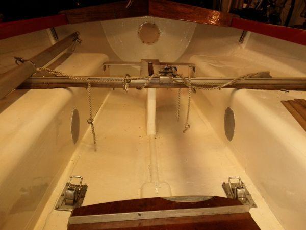 My Ifj Cockpit Cockpit Dinghy Ceiling Fan