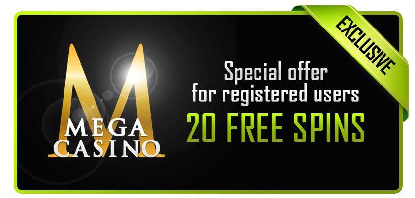 Casino Free 20