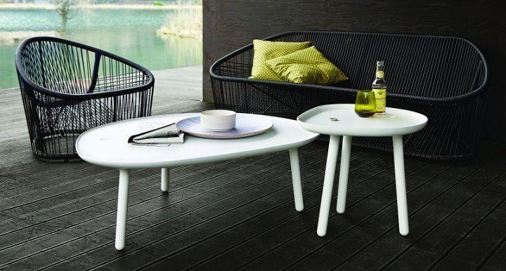 Cómo decorar terrazas pequeñas garden furniture Pinterest