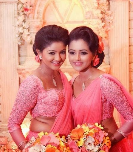 Wedding Hairstyle In Sri Lanka: Bridesmaid, Bridesmaid Saree