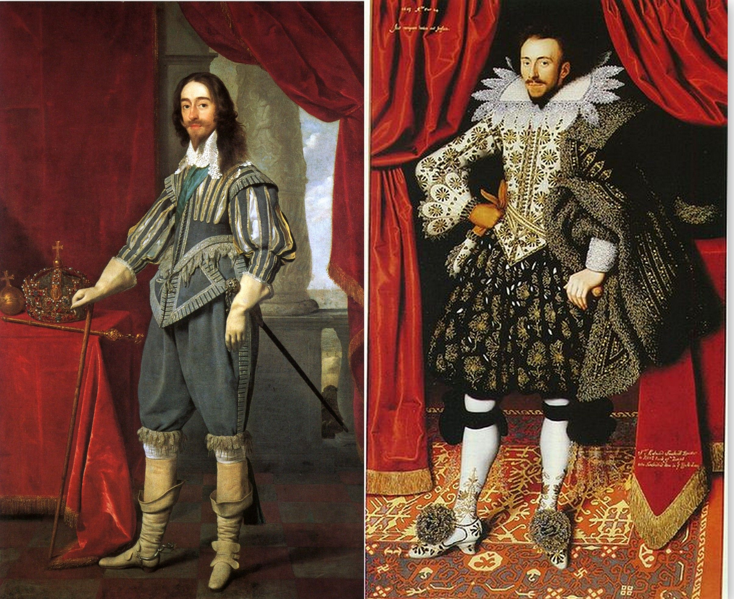Мода в эпоху барокко картинки