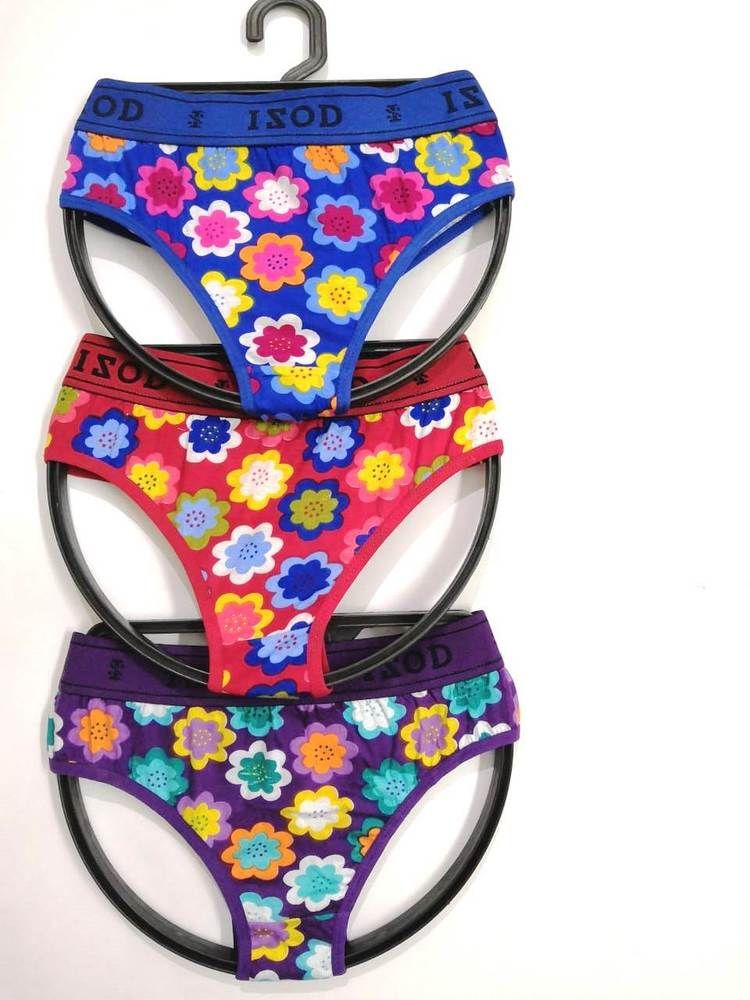 92a7d35fd 3PCS Women Hosiery Lycra Briefs Panties Soft Comfort Underwear New 2019  Lingerie  Woqpany  BriefsHiCuts  Everyday