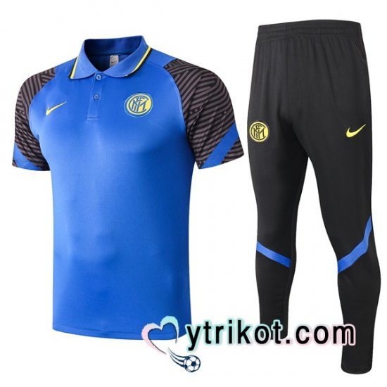 Fußball Poloshirts Inter Milan Hose Blau 20/21 | Polo, Poloshirt ...