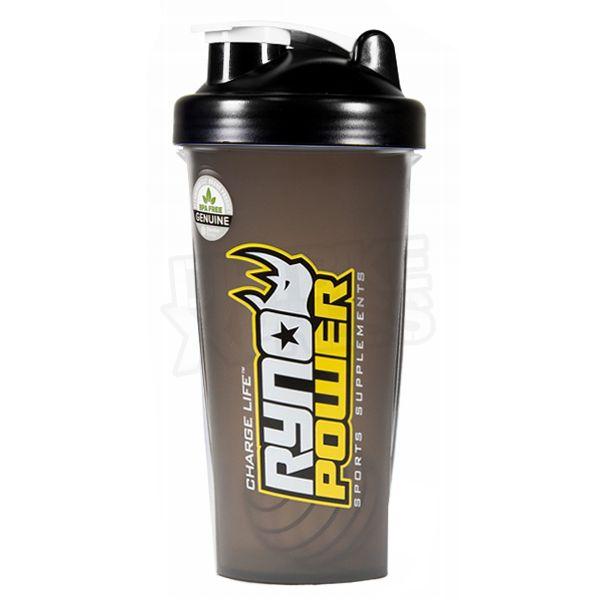 Ryno Power BlenderBottle Shaker - Black