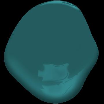 2049-20 oasis blue in 2020 | benjamin moore teal, teal