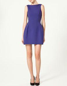 Tulip Dress. I want this dress SO badly!
