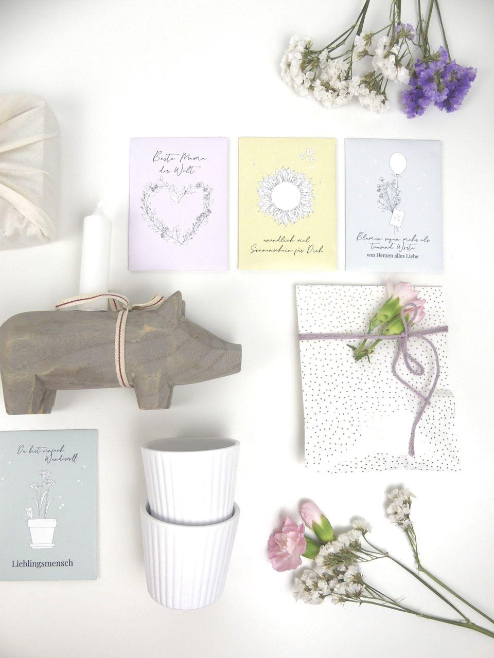Verbluhmeinnicht Geschenkidee Ein Care Paket Fur Deine Freunde Und Familie In 2020 Geschenk Schwester Basteln Geschenkideen Familie Geschenk