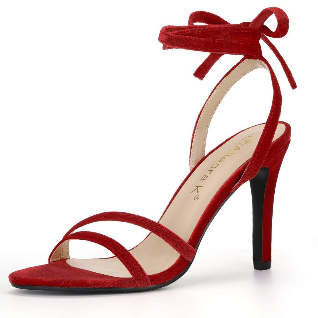 Pin on Womens Heeled Sandals