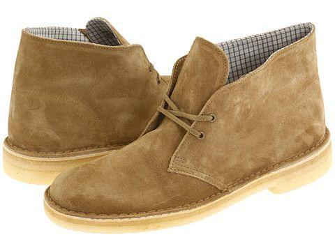 Clarks desert boot, Desert boots
